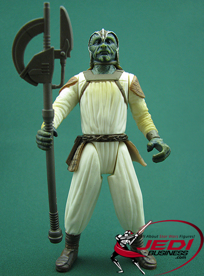 Klaatu figure, POTF2cinema