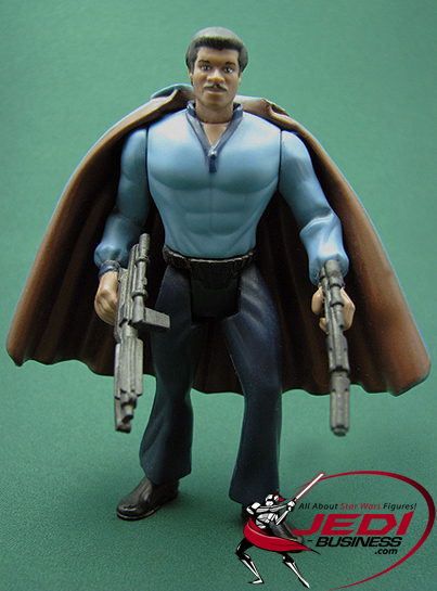 Lando Calrissian figure, potf2basic