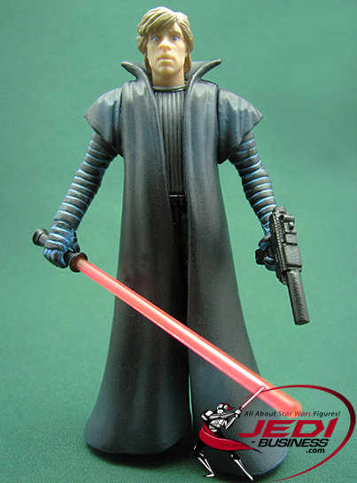 Luke Skywalker figure, POTF2eu