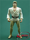 Luke Skywalker, With Desert Sport Skiff figure