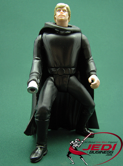 Luke Skywalker figure, POTF2power