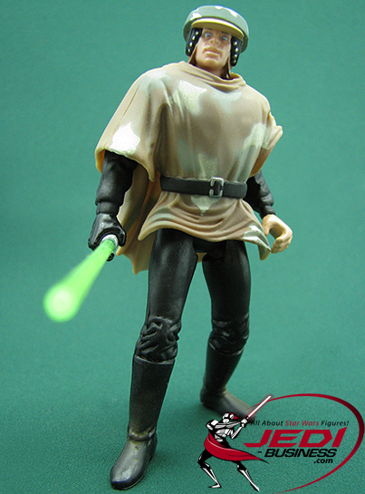 Luke Skywalker figure, POTF2coin