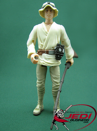 Luke Skywalker figure, POTF2flashback