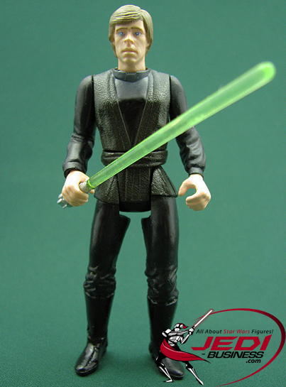 Luke Skywalker figure, POTF2Galaxy