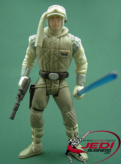 Luke Skywalker figure, POTF2Basic2