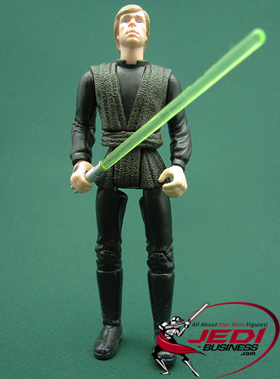 Luke Skywalker figure, POTF2vehicle