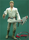 Luke Skywalker, With T-16 Skyhopper Model figure