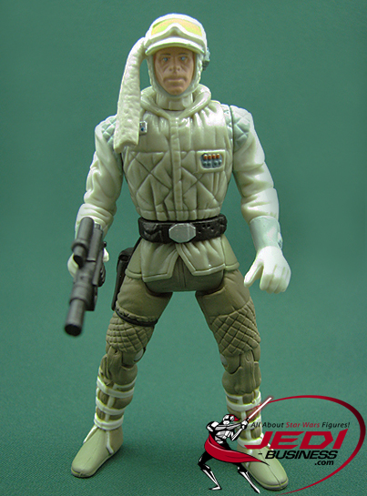 Luke Skywalker figure, POTF2creature