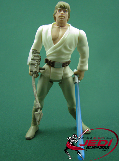 Luke Skywalker figure, POTF2
