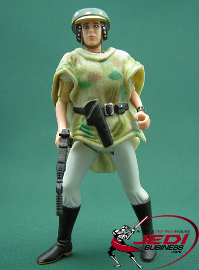Princess Leia Organa figure, POTF2coin