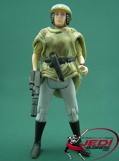 Princess Leia Organa figure, POTF2VEHICLE2
