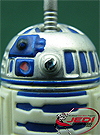 R2-D2, Launching Lightsaber figure
