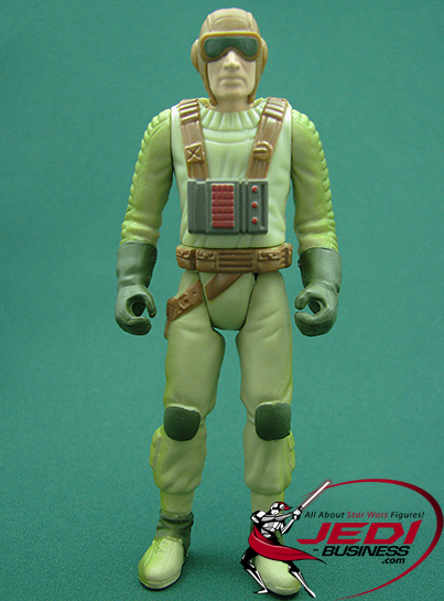 Speeder Bike Pilot figure, POTF2vehicle