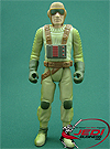 Speeder Bike Pilot, Concept by Joe Johnston -  with Speeder Bike figure