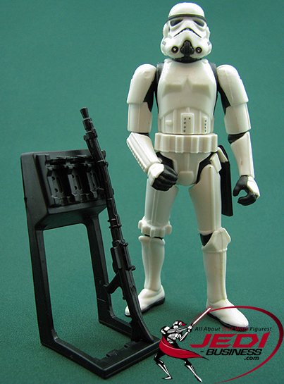 Stormtrooper figure, POTF2commtech