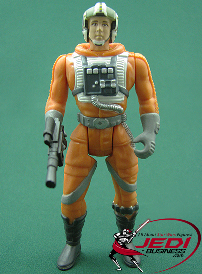 Wedge Antilles figure, POTF2special