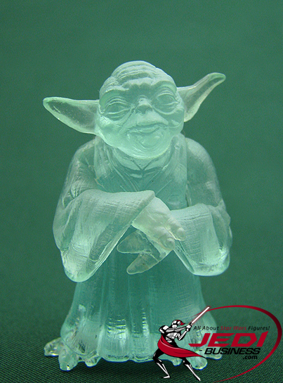 Yoda figure, POTF2cinema