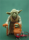 Yoda, With Cane And Boiling Pot figure