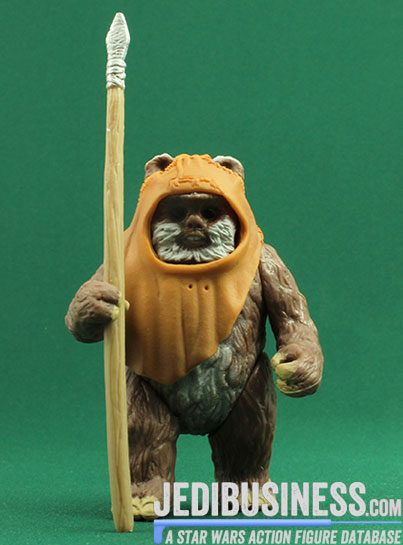 Wicket Princess Leia Collection Endor The Power Of The Force