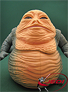 Jabba The Hutt, With Han Solo figure