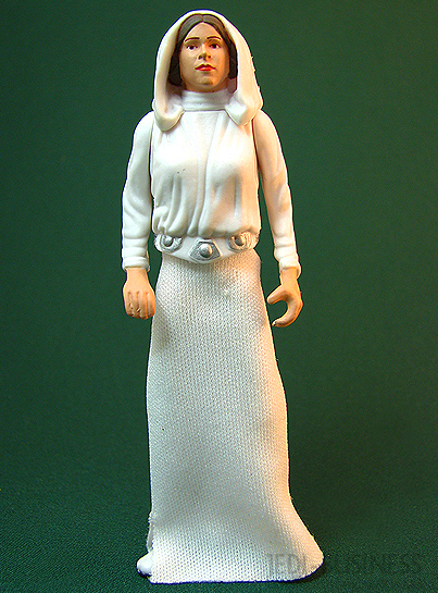 Princess Leia Organa figure, POTF2commtech