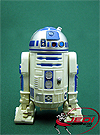 R2-D2, With Princess Leia Hologram figure