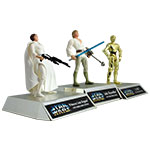 Luke Skywalker Hong Kong Edition I 3-Pack