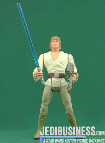 Luke Skywalker figure, POTF2Special