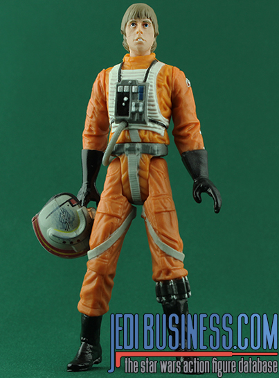 Luke Skywalker Figuras de Coleccion 4-Pack Power Of The Jedi