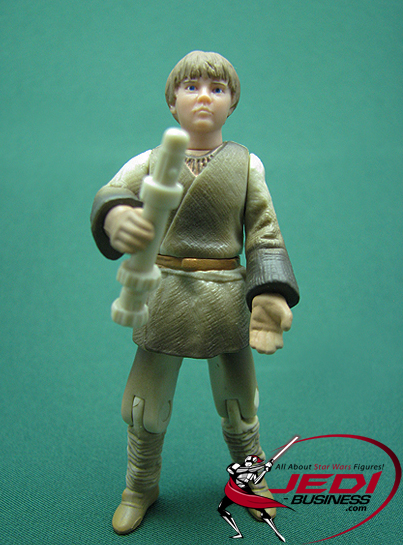 Anakin Skywalker figure, POTJ