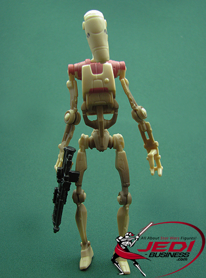 Battle Droid figure, POTJ