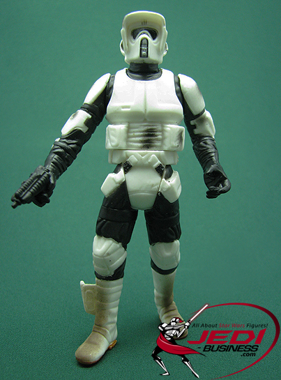 Biker Scout Return Of The Jedi
