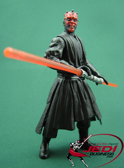 Darth Maul figure, POTJ2-pack