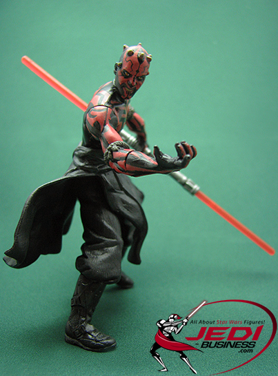 Darth Maul figure, POTJDeluxe