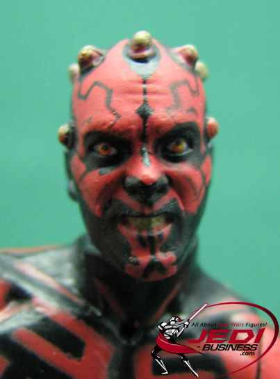 Darth Maul With Sith Attack Droid Power Of The Jedi