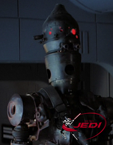 IG-88 Bounty Hunter Power Of The Jedi