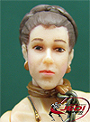 Princess Leia Organa, With Jabba's Sail Barge Cannon figure