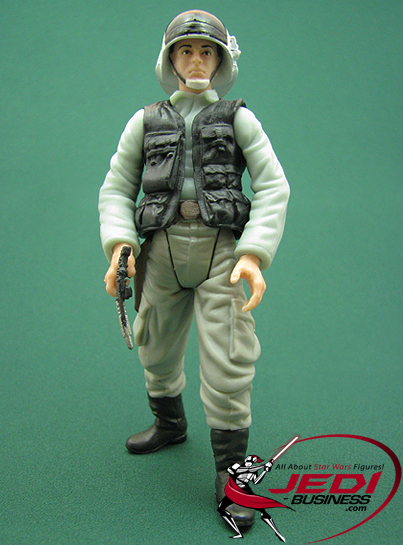 Rebel Fleet Trooper figure, POTJ