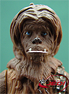 Rorworr, Wookiee Scout with Role Playing Game figure