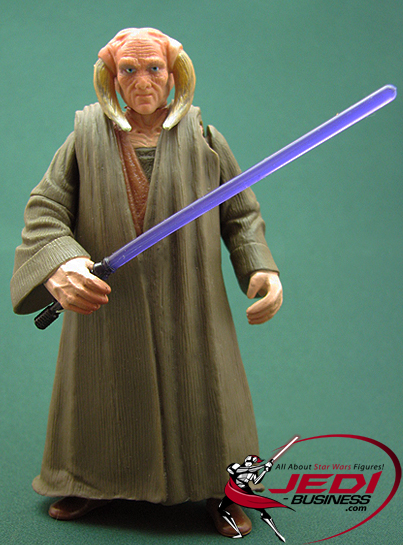 Saesee Tiin Jedi Master Power Of The Jedi