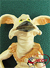 Salacious Crumb, With Amanaman figure