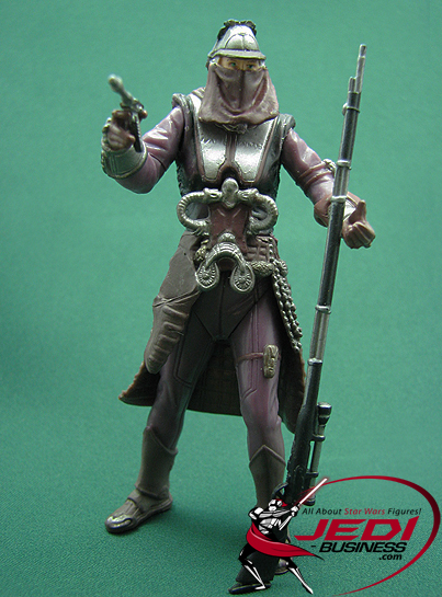 Zam Wesell figure, POTJSneak
