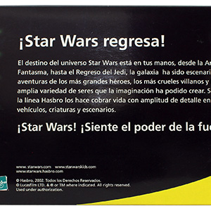 Darth Vader Figuras de Coleccion 4-Pack