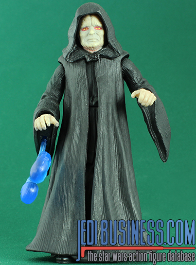 Palpatine (Darth Sidious) figure, TSCGreatestBattles
