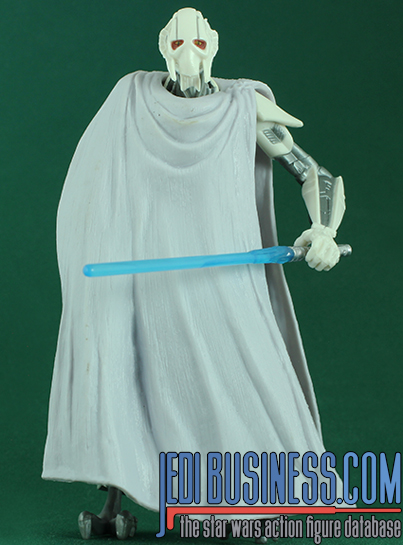 General Grievous figure, TSCHeroesAndVillains