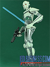General Grievous Heroes & Villains The Saga Collection