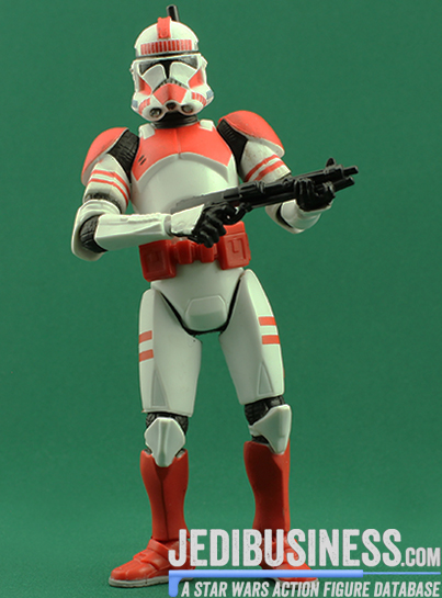 Shock Trooper (The Saga Collection)