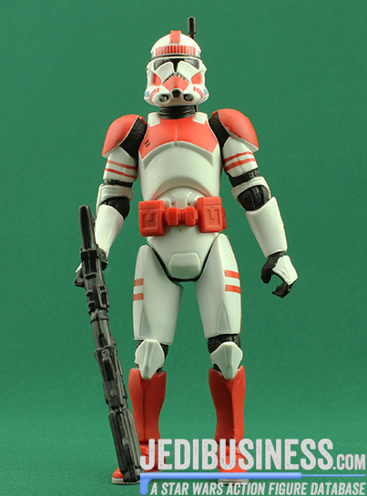 Shock Trooper figure, tscbattlepack
