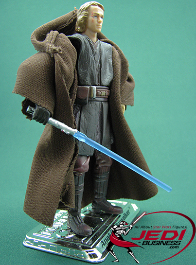 Anakin Skywalker Battle Of Coruscant The Saga Collection