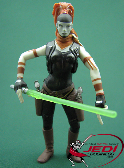 Aurra Sing Jedi Hunter The Saga Collection